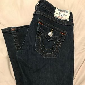 True Religion Jeans size 27 Boot cut